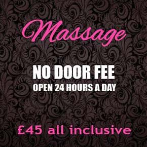 massage parlour cardiff, no door fee